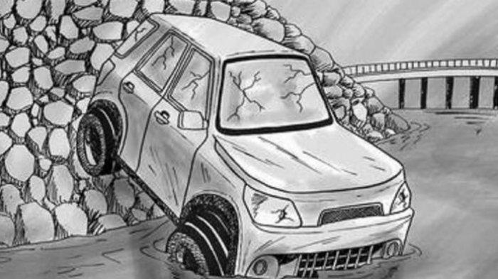 Mobil Rombongan Pelajar Alami Kecelakaan di Riau, Satu Orang Tewas