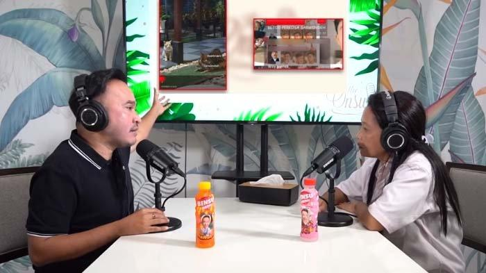 Nangis Lihat Anaknya Dihina Netizen, Ibu Kandung Betrand Peto Ditegur Ruben Onsu : Sakit Hati Gak?