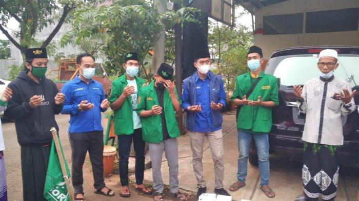 Bersinergi, Elemen Kepemudaan di Kemang Bogor Turun ke Jalan Bagikan Takjil
