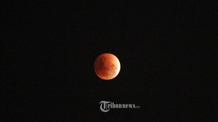 Tata Cara dan Niat Shalat Gerhana Bulan Rabu Dini Hari Ini