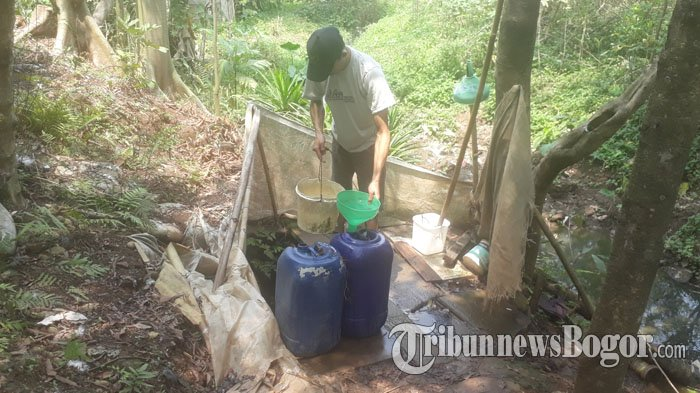 Bertahun-tahun Warga Tenjo Kesulitan Air Bersih, Pemkab Bogor Kini Bangun Instalasi Pengolahan Air
