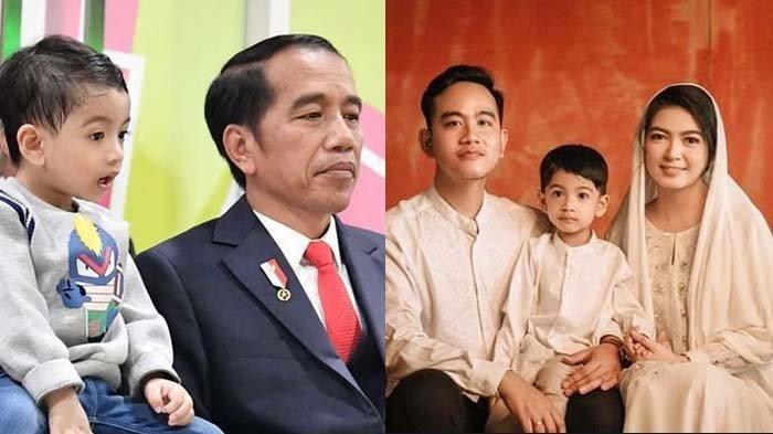Kelahiran Cucu Ketiga Jokowi Dinyinyiri Netizen, Gibran Rakabuming Balas Dengan Bereaksi Begini
