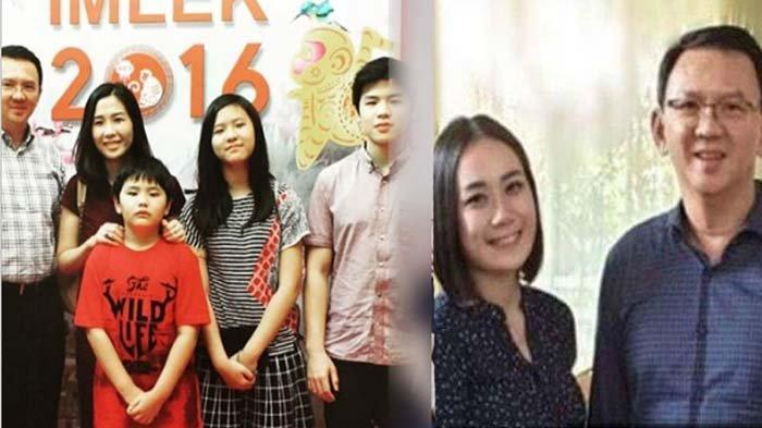 Ahok Dikabarkan Sudah Menikah dengan Puput, Veronica Tan Makin Lengket Bareng Anak