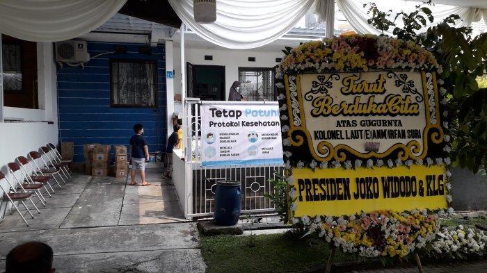 Keluarga Letkol Laut Irfan Suri Bakal Ikut Tabur Bunga KRI Nanggala 402 Rabu Besok