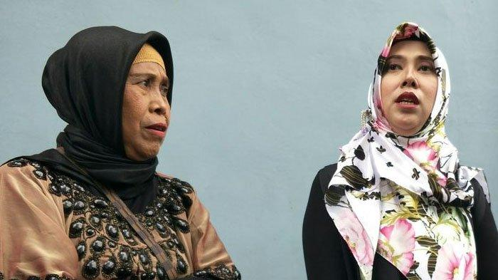 Keluarga Bantah Berebut Harta Mendiang Lina Jubaedah