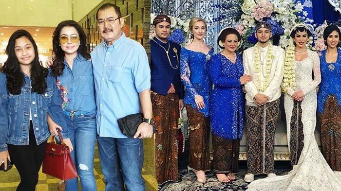 keluarga Mayangsari -Bambang Trihatmodjo, dan pernikahan anak bungsu Halimah