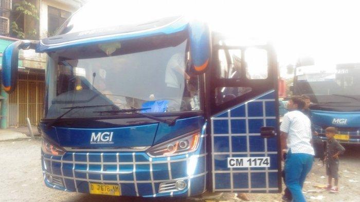 Arus Balik Lebaran 2019, Sopir Bus Bogor-Bandung Keluhkan Macet di Tol