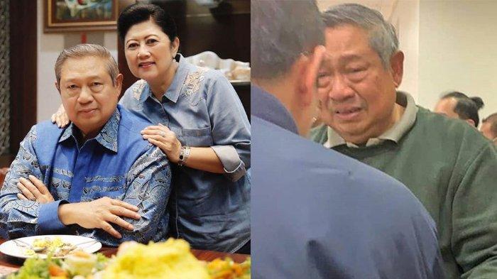 Putra dan Menantu Ucap Selamat Ulang Tahun Untuk SBY, AHY Sedih : Biasanya Memo Bangun dan Memelukmu