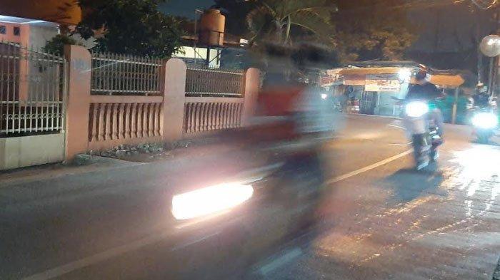 Info Lalu Lintas - Jalan Raya Pitara Menuju Pabuaran Bojonggede Malam Ini Lancar