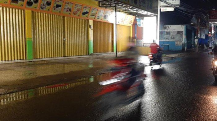 Info Lalu Lintas: Jalan Raya Pabuaran Bojonggede Lancar Malam Ini