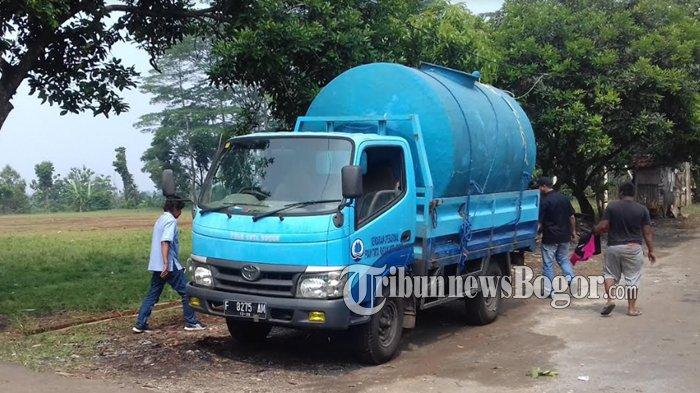 Saluran PDAM Tirta Pakuan Kota Bogor Tersumbat Sampah, Kualitas Air untuk Pelanggan Tercemar