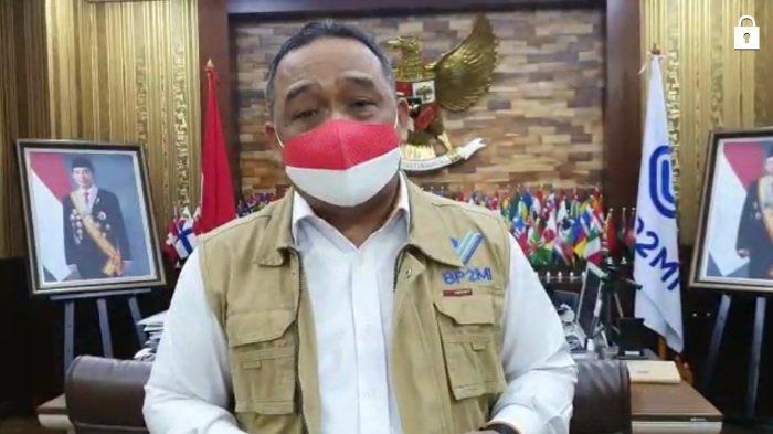 Kepala  Badan Pelindungan Pekerja Migran Indonesia (BP2MI), Benny Rhamdani