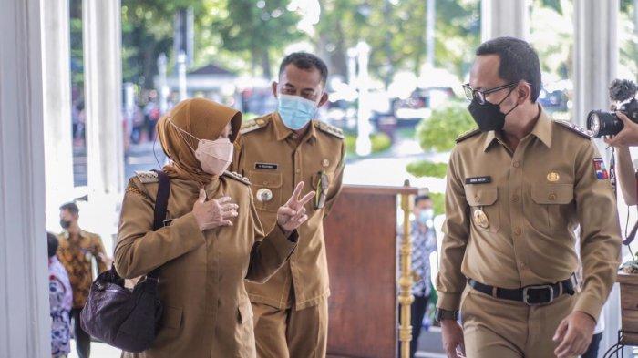 Di Istana Bogor, Presiden Jokowi Beri Arahan Kepada Kepala Daerah se-Jabar Soal Penanganan Covid-19