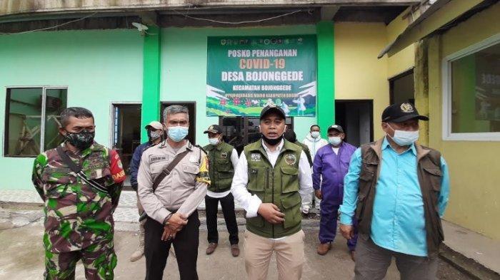 Desa Bojonggede Buka Posko Penanganan Covid-19
