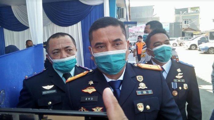 BREAKING NEWS - 10 Petugas Dishub yang Sempat Amankan Aksi Demo Tolak Omnibus Law Positiv Covid-19