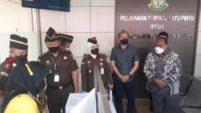 Kejaksaan Negeri Kota Bogor Luncurkan Layanan Satu Pintu