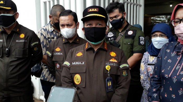 Hari Bhakti Adhyaksa ke-61, Kejari Kabupaten Bogor Gelar Vaksin Massal dan Bagi-Bagi Sembako