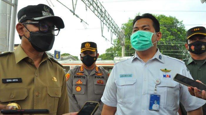 H-3 Larangan Mudik, Ada Kenaikan Penumpang di Stasiun Bogor, Kereta Tidak Berhenti di Tanah Abang