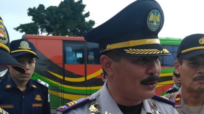 Sejumlah Bus Tidak Lulus Uji Kelaikan Jalan di Terminal Kalideres