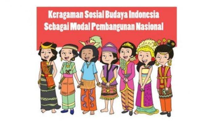 Sebutkan Contoh Keragaman Sosial Budaya di Daerahmu, Kunci Jawaban Tema 3 Kelas 5 SD Halaman 100-106