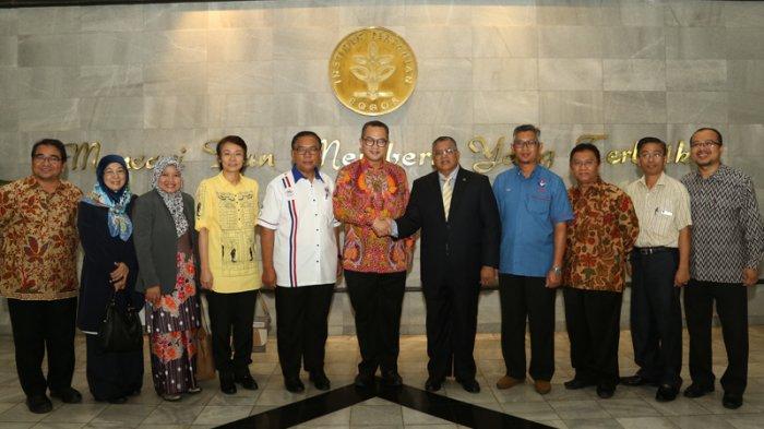 Banyak Mahasiswa Asal Malaysia, IPB Jalin Kerja Sama dengan Universitas Sultan Zainal Abidin