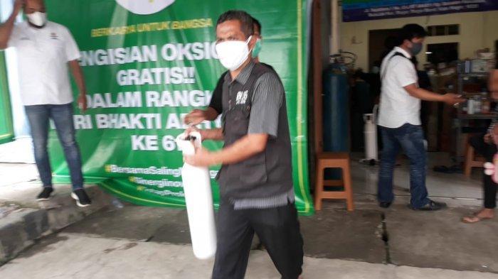 Cerita Warga di Kota Bogor Kesulitan Cari Oksigen, Berharap RW Siaga Dibekali Tiga Tabung Oksigen