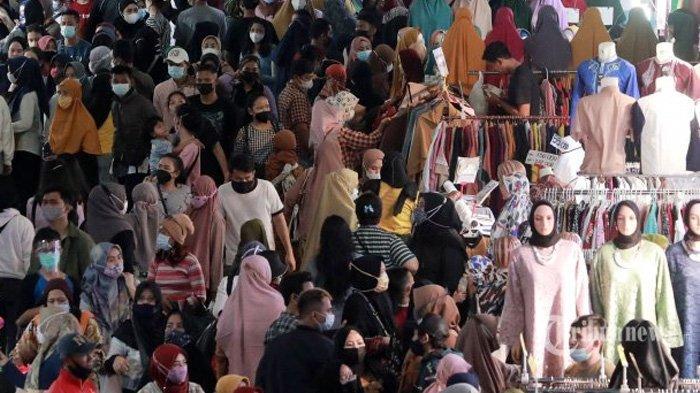 Awasi Protokol Kesehatan di Pasar Tanah Abang, 600 Personel Satpol PP Disebar di Sejumlah Titik