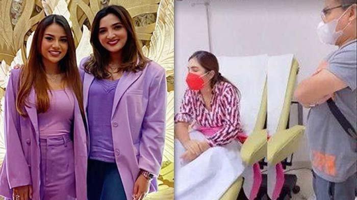 Kesakitan Ashanty Dibawa ke RS, dr Terawan Turun Tangan, Ini Kondisi Istri Anang Jelang Aurel Nikah