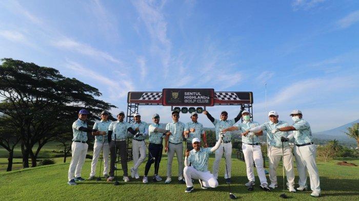 Gelar Turnament Pembuka, Sentul Highlands Golf Club Kukuhan Brand Ambasador, Ada Samuel Zylgwin