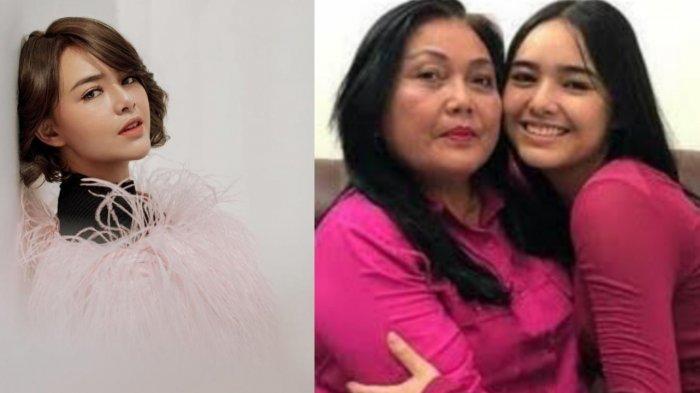 Ibu Meninggal Dunia, Amanda Manopo Curhat : Mami Nangis Bahagia Lihat Aku Bahagia dengan Pasangan