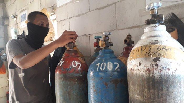 Beberapa Rumah Sakit di Kota Bogor Sudah Kehabisan Stok Oksigen