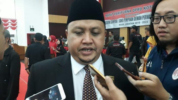 Atang Trisnanto Resmi Dilantik Jadi Ketua DPRD Kota Bogor, Ini Nama Pimpinan Dewan yang Baru