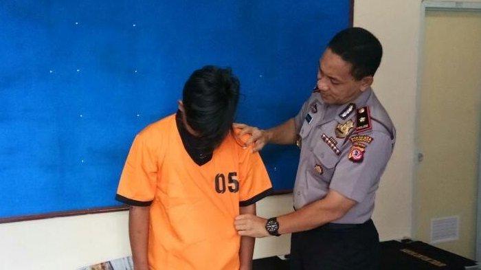Bacok Siswa SMA, Ketua Geng Diciduk Polisi Di Warnet
