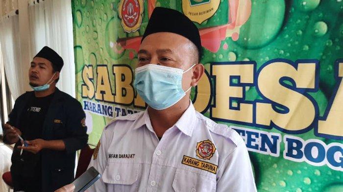 Karang Taruna di Kabupaten Bogor Diminta Aktif Melakukan Kegiatan Sosial Kemanusiaan