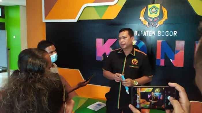 KONI Kabupaten Bogor Panggil Perwakilan Masing-masing Pengurus Cabang Olahraga, Ini Tujuannya