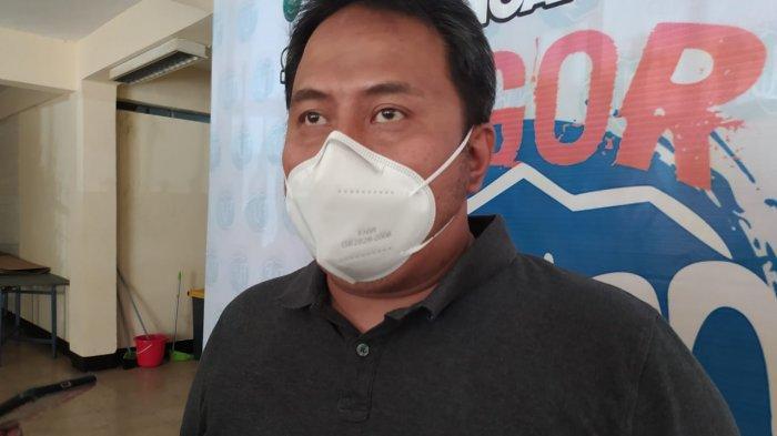 Ketua Koordinator Pemulasaraan Jenazah Covid-19 Kota Bogor, Rino Indira Gusniawan