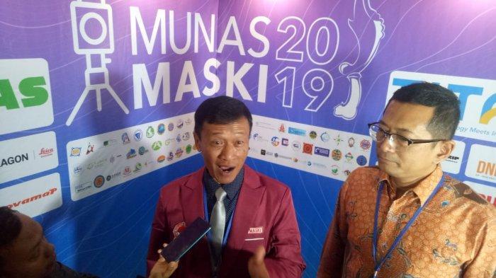 MASKI Sarankan Proses Pengukuran Tanah di BPN Diserahkan Pada Pihak Swasta