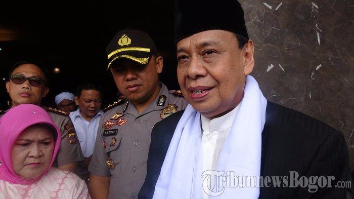 MUI Kabupaten Bogor Larang Warga Ikut Aksi 299, Mukri Adji: Lebih Baik Istighosah Di Masjid