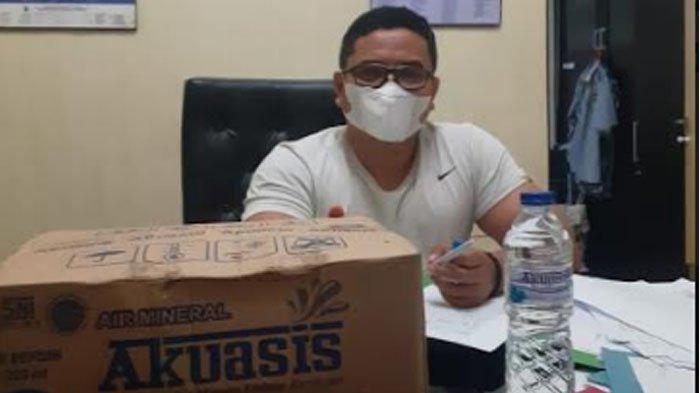 Akuasis Resmi Sponsori Tim Sepak Bola Porda Kota Bogor
