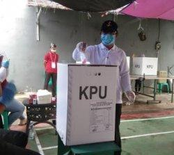 Banyak Warga yang Tak Salurkan Hak Suara, Pencoblosan di TPS 48 Kampung Pitara Depok Kondusif