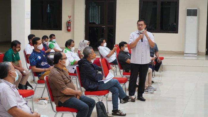 Jelang Porprov XIX Jabar 2022, Pengcab Wushu Kabupaten Bogor Minta KONI Bentuk Satlak
