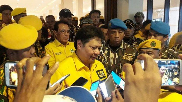Airlangga Hartarto Tawarkan Jusuf Kalla dan Luhut Pandjaitan Posisi Kehormatan di Golkar