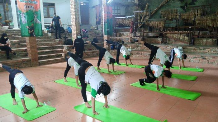 Potensi Lokal, Atlet Dance Sport Kabupaten Bogor Rata-rata Berstatus Pelajar SD dan SMP