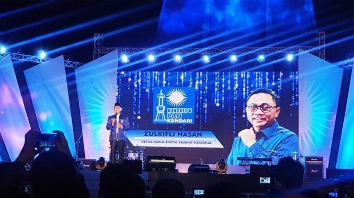 Zulkifli Hasan Bocorkan Struktur PAN 2020-2025, Tidak Ada Nama Amien Rais