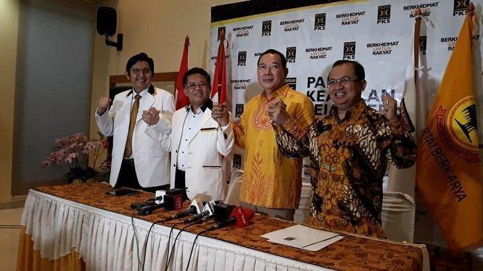 Tanggapan Tommy Soeharto Soal Prabowo Subianto Jadi Menteri Pertahanan