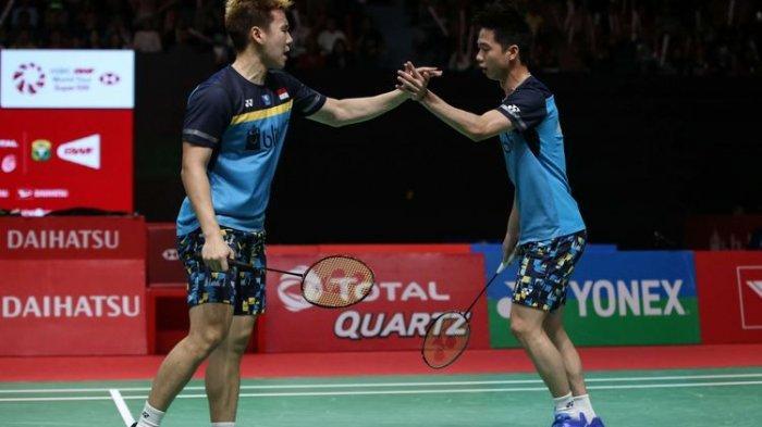 Jadwal Indonesia Masters 2020, China Kirim Wakil Paling Banyak