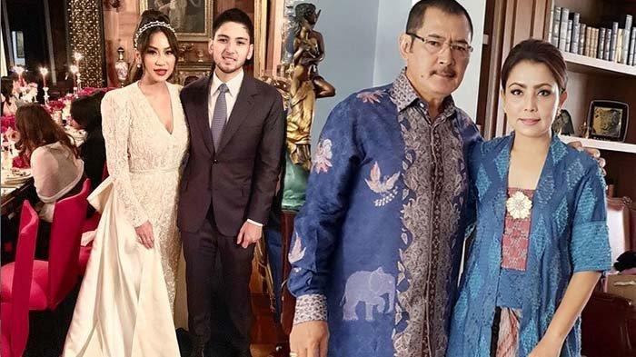 Sebulan Nikah, Anak Bambang Trihatmodjo Gelar Pesta Habiskan Ratusan Juta di AS, Di Mana Mayangsari?