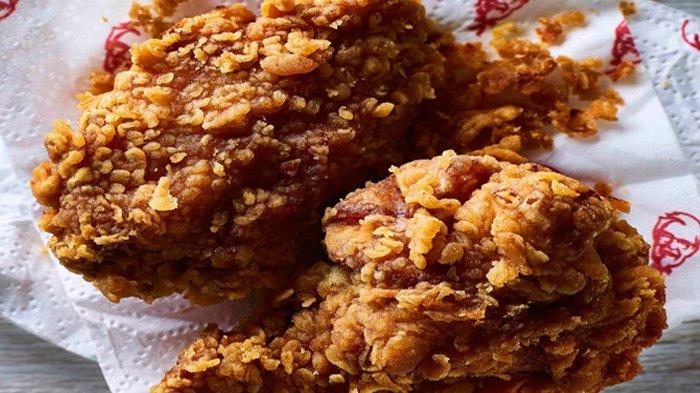 Promo Big 5 di KFC Tanggal 21-22 Januari 2019, Rp 60 Ribu Bisa Dapat 5 Ayam ! Ini Syaratnya