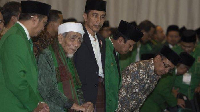 Putra KH Maimoen Zubair Ungkap Wasiat Mbah Moen Sebelum Wafat : Ada Barang Jangan Dibuka