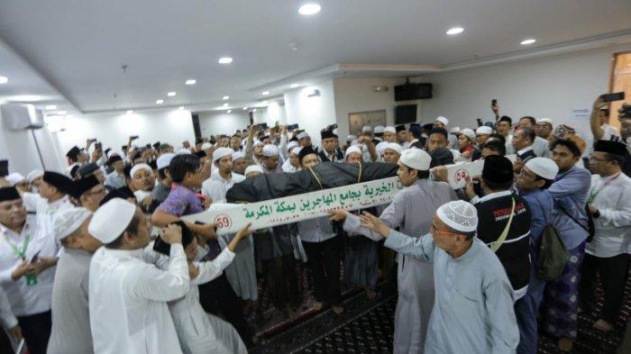 KH Maimoen Zubair Akan Dimakamkan di Makkah, Menag: Mbah Moen Menginginkan Meninggal Hari Selasa